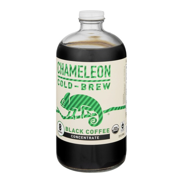 Chameleon Cold-Brew Organic Coffee Black