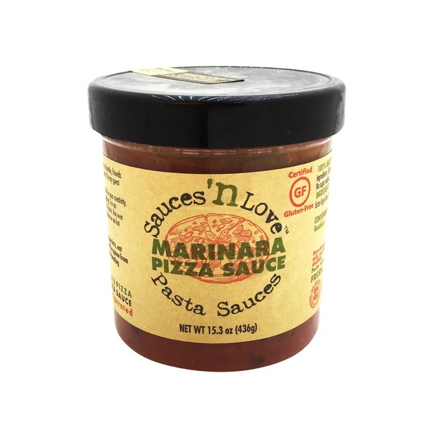 Sauces 'n Love Marinara Pizza Sauce