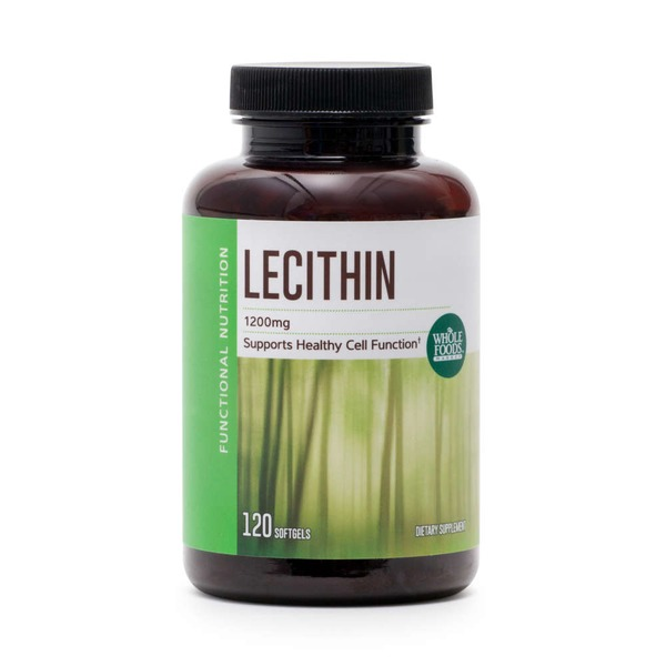 Whole Foods Market Lecithin 1200mg