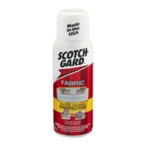 Scotch-Gard Fabric & Upholstery Protector