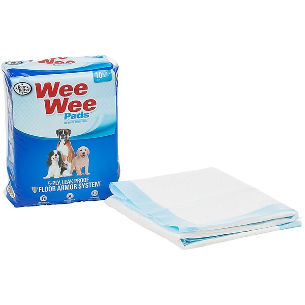 Four Paws Wee-Wee Puppy Pads