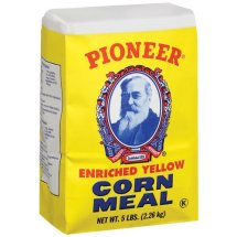 Pioneer Brand Enriched Yellow Corn Meal, 5 lb