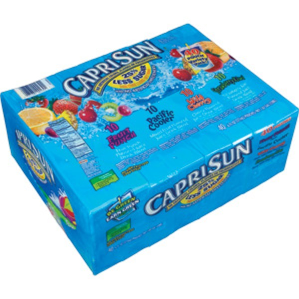 Caprisun Variety Pack Juice Drink