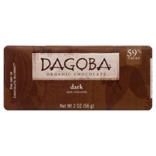 Dagoba Organic Dark Chocolate