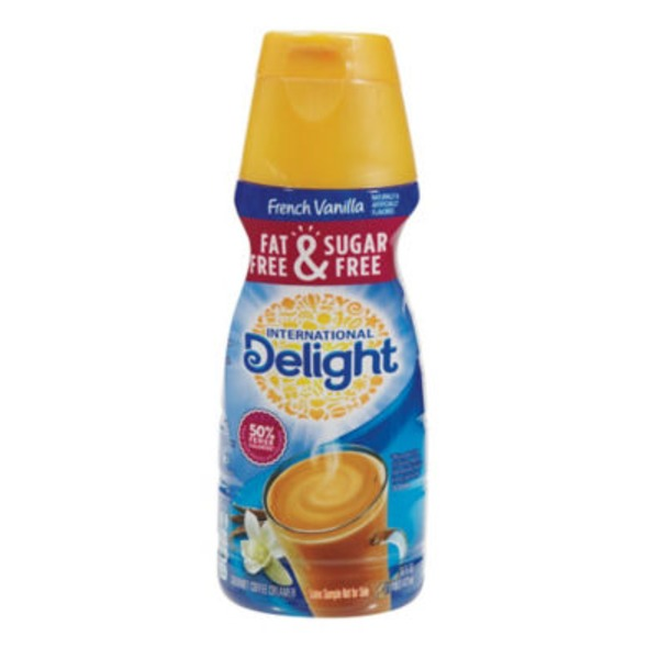 International Delight Sugar Free French Vanilla Coffee Creamer