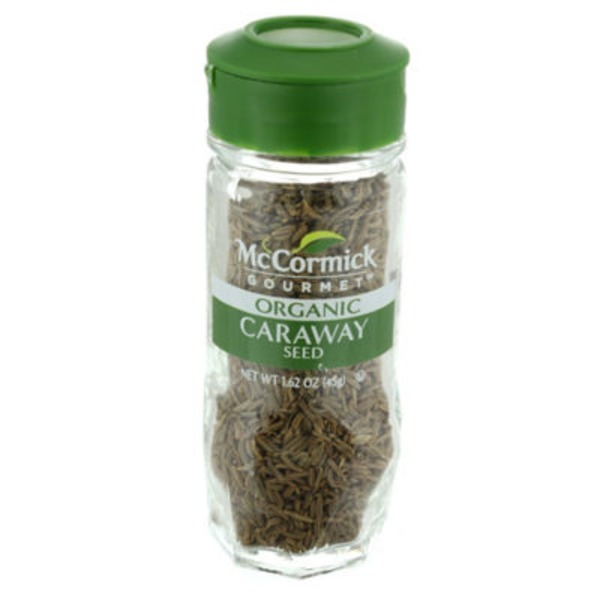 McCormick Gourmet Collection Organic Caraway Seed Spice