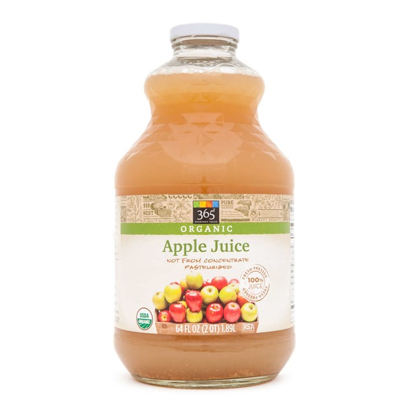365 Organic Apple Juice