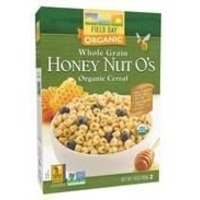 Field Day Organic Honey Nut O's Cereal