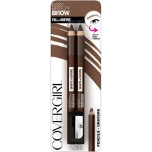 COVERGIRL Eyebrow & Eyemakers Water Resistant Pencil Soft Brown 510, .06 oz