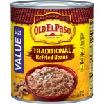 Old El Paso Traditional Refried Beans, 31 oz, 31.0 OZ