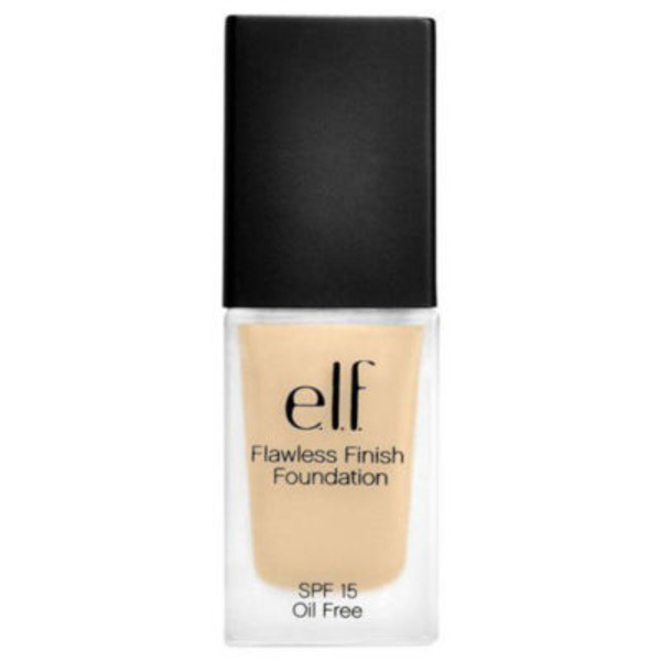 e.l.f. Flawless Finish Foundation - Porcelain, SPF 15