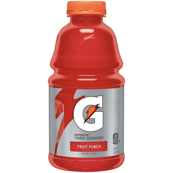 Gatorade Thirst Quencher Fruit Punch Sports Drink