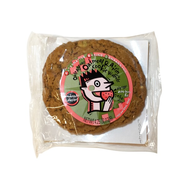 Alternative Baking Company, Inc. Raisin Walnut Cookie