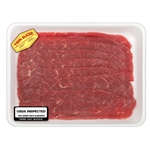 Beef Extra Thin Cut Top Round for Milanesa