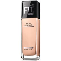 Maybelline® Fit Me® Dewy + Smooth Foundation, 115 Ivory, SPF 18, 1.0 fl oz