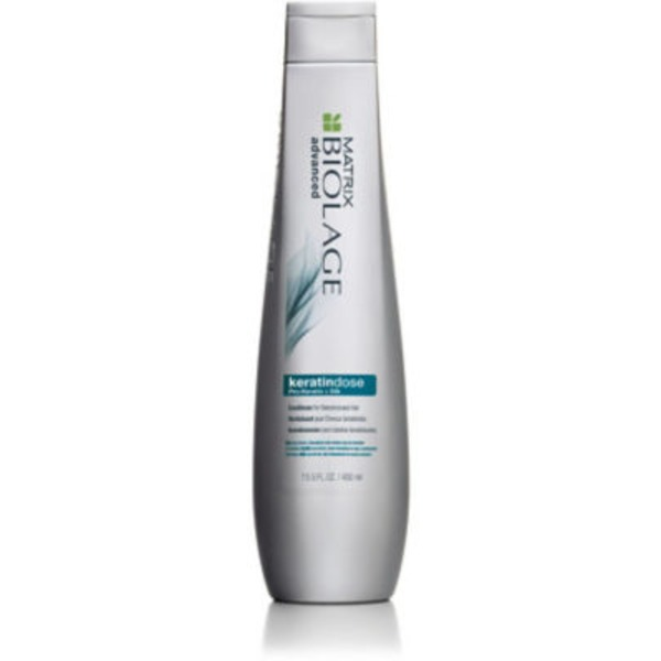 Biolage Conditioner, Keratindose Pro-Keratin + Silk, for Overprocessed Hair