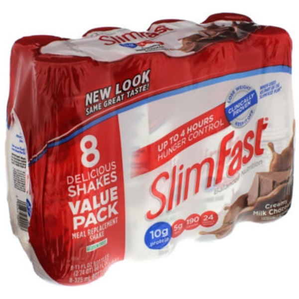 Slimfast Original Creamy Milk Chocolate Meal Replacement Shake