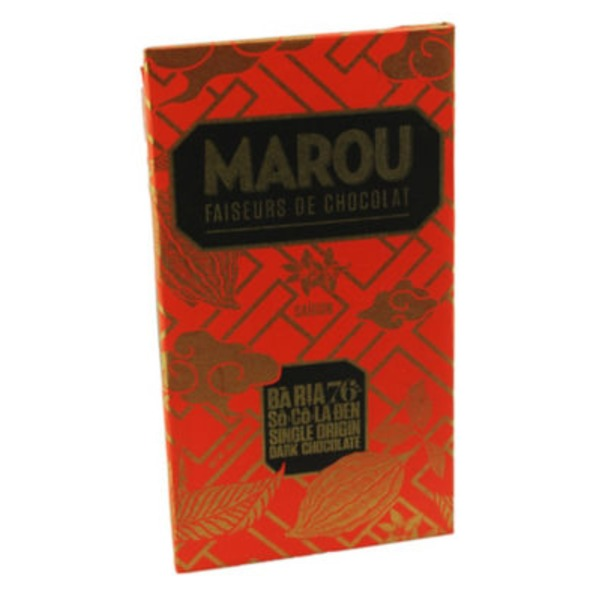 Marou 76% Ba Ria Chocolate