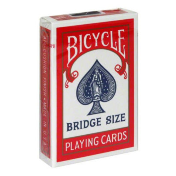 Bicycle Playing Cards, Bridge Size