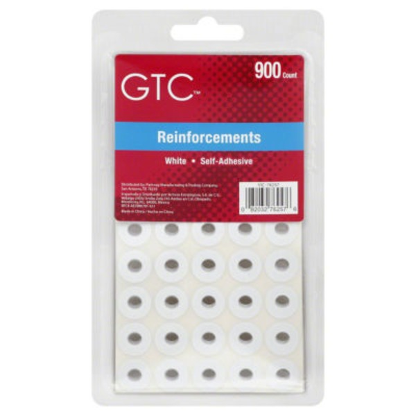 GTC White Reinforcements