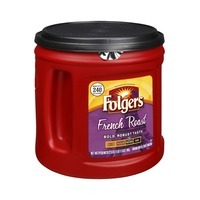 Folgers Ground Coffee French Roast