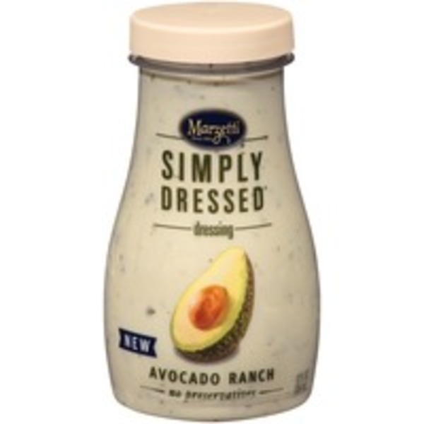 Simply Dressed Avocado Ranch Dressing