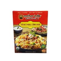 Mother India Organics Organic Vegetable Biryani
