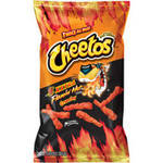Cheetos XXtra Flamin' Hot Crunchy Cheese Flavored Snacks