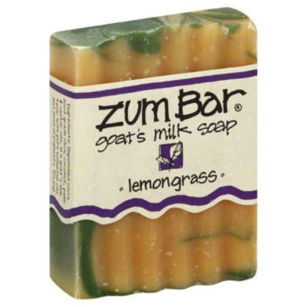 Zum Bar Lemongrass Goat's Milk Soap