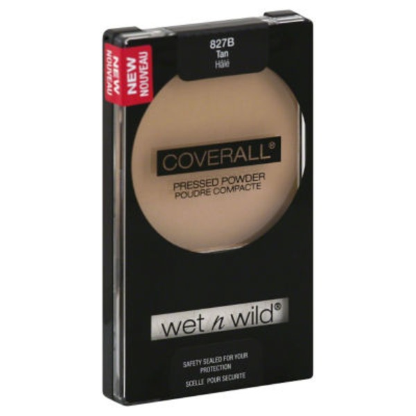 Wet n' Wild Pressed Powder, Tan 827B