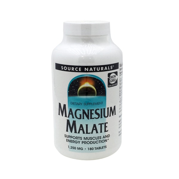 Source Naturals Magnesium Malate 1000mg