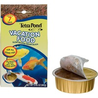 Tetra Pond Vacation Food Slow Release Feeder Block