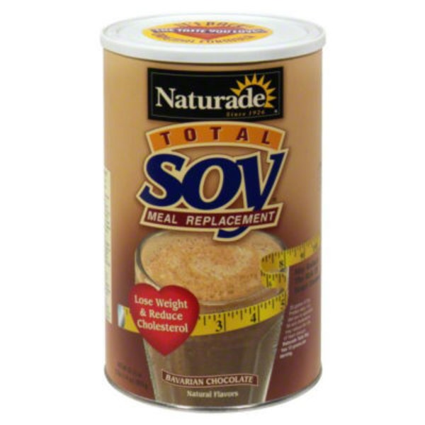 Naturade Total Soy Bavarian Chocolate Meal Replacement
