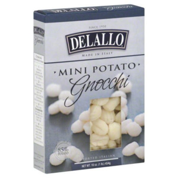 DeLallo Mini Potato Gnocchi