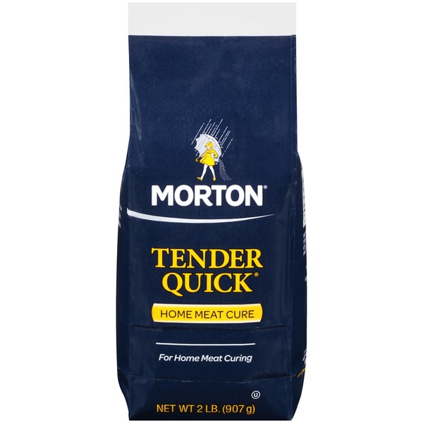 Morton Tender Quick Meat Cure