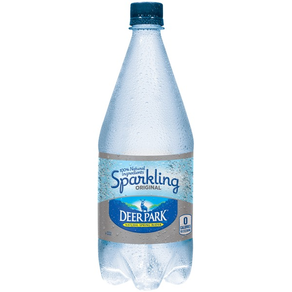Deer Park Original Sparkling Natural Spring Water