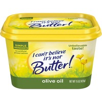 I Can't Believe It's Not Butter Olive Oil Buttery Spread