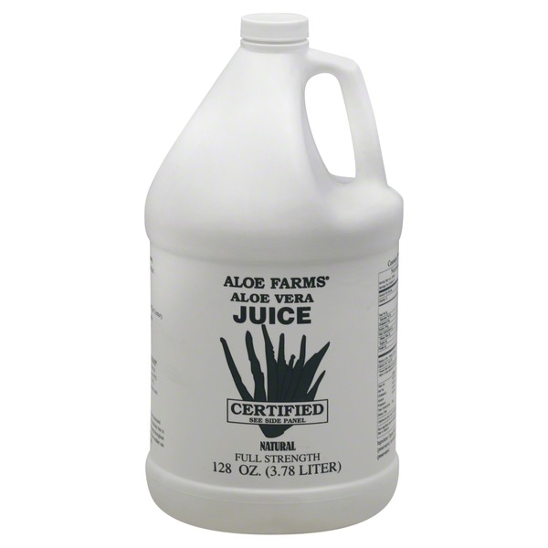 Aloe Farms Aloe Vera Juice, Full Strength