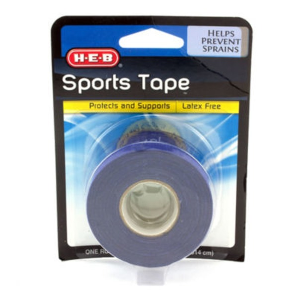 H-E-B Latex Free Sports Tape