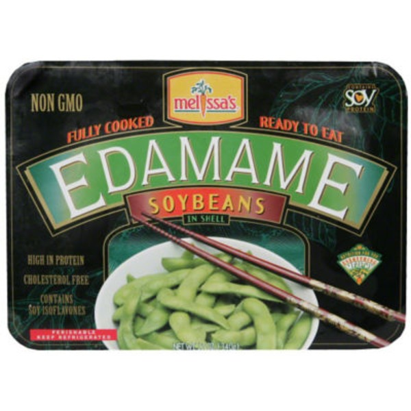 Melissa's Edamame In Shell