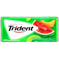 Trident Watermelon Twist Sugar Free Gum with Xylitol