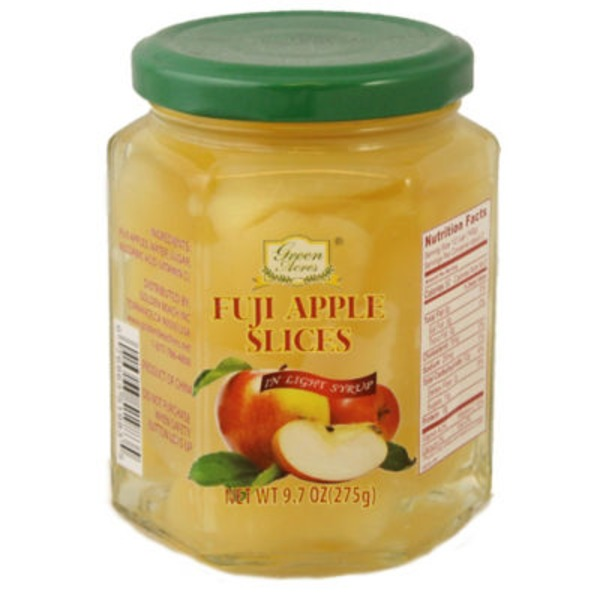 Green Acres Fuji Apple Slices
