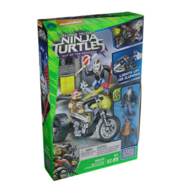 Mega Bloks Teenage Mutant Ninja Turtles Chopper Pack Assorted Varieties