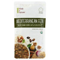 Made in Nature Ancient Grain Fusion, Mediterranean Feta, Organic, Pouch