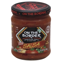 On The Border Hot.salsa