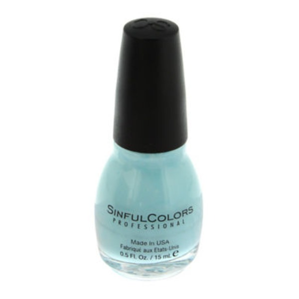 Sinful Colors Nail Color 1599 Wonder Mint