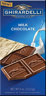 Ghirardelli Milk Chocolates