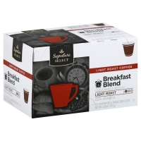 Signature SELECT Coffee Pods Breakfast Blend