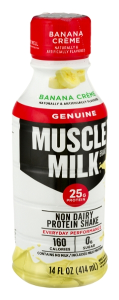 Muscle milk bana crm 14 oz