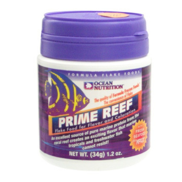Ocean Nutrition Prime Reef Flake Food